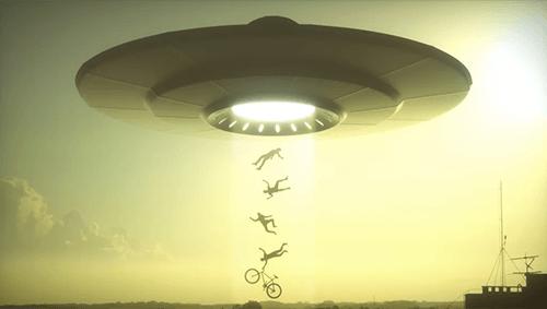 Aliens & UFO's